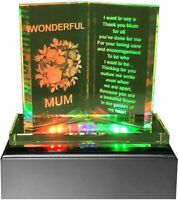 Mothers day gifts For Mum Mummy Mom Mother Birthday Anniversary Gift Present