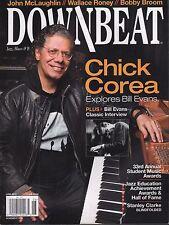 Downbeat June 2010 Chick Corea 012417DBE