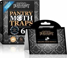 Dr. Killigan's Premium Pantry Moth Traps with Pheromones Prime | Safe, Non-Toxic