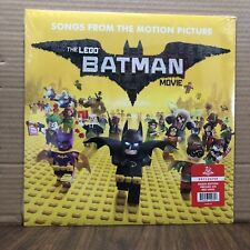 The Lego Batman Movie Songs From The Motion Picture Red Newbury Edition of 500