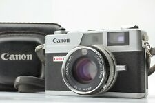 【As-is】Canon Canonet QL17 G-III GIII Rangefinder 40mm f1.7 From Japan #215