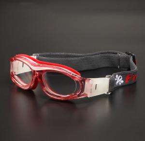 Children Kids Basketball Football Sports Goggles Outdoor Clear Eyeglass Frames
