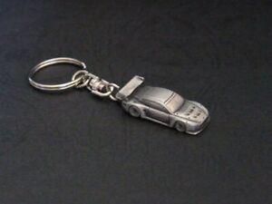 Aston Martin DBR9, DB9, 1:145 scale pewter keychain