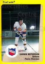 1989-90 ProCards IHL #2 Darwin McPherson
