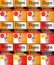 "BIGEN HAIR COLOR PERMANENT ""POWDER AMONIA & SODIUM PERBORATE FREE"""
