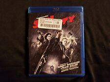 Sin City Blu ray, Frank Miller