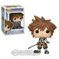 Kingdom Hearts POP! Videogames Sora Vinyl Figure 10cm n°331 FUNKO
