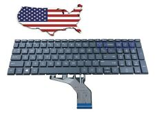 New For HP 15-da0019ca 15-da0076nr 15-da0022ca 15-da0012ca Laptop PC Keyboard US
