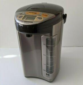 Zojirushi CV-DCC40 VE Hybrid Water Boiler and Warmer 135 oz, 4.0 Liter
