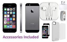Apple iPhone 5s 32GB Gray Unlocked GSM T-Mobile ATT 4G LTE Smartphone