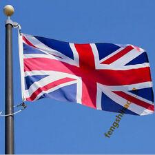 Great Britain United Kingdom Union Jack Flag UK England British Banner 5x3FT New