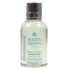 MOLTON BROWN- MULBERRY & THYME HAND WASH 100ML- NEW**
