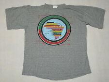 Dr. Alban Club Tour 1991  Vintage VTG T-Shirt TShirt Grau Grey Gr. XL ca. L