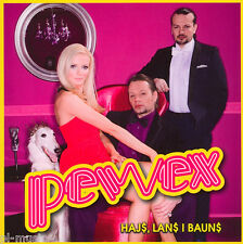 = Pewex - Haj$, Lan$ I Baun$ / CD sealed / polo dance disco
