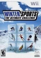 Winter Sports - Authentic Nintendo Wii Game