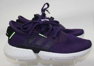 ADIDAS Crazy Pod s 3.1 Womens Running Shoes CG6177 Purple White 7.5