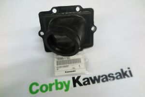 KAWASAKI KX500 GENUINE CARBURETTOR REED HOLDER 16065-1180