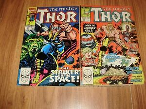 Thor 389, 417, 418 And 421