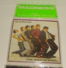 "MADNESS GRAB PACK 1981 STIFF 6 x unplayed 7"" singles with picture sleeves"