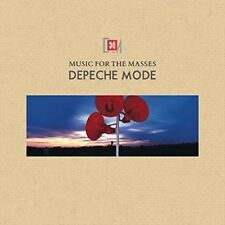 Music for The Masses 0888837707923 by Depeche Mode CD With DVD