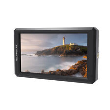 "Professional Feelworld F6 IPS 5.7"" On-Camera Video Monitor 1920x1080 4K HDMI"