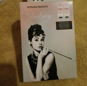 Audrey Hepburn Shower Gel And 2 In 1 Shampoo and Conditioner