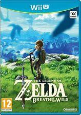 Nintendo WiiU Zelda Breath of The Wild 2329049