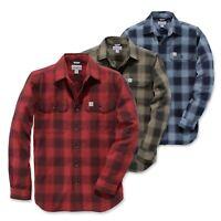 Carhartt Hubbard Slim Fit Flannel  | Karohemd | Holzfällerhemd | Limited 104144