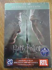BLU-RAY * Harry Potter et les Reliques de la Mort 2e partie * Ultimate METAL