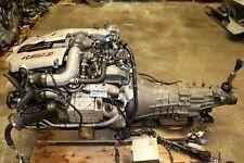 JDM Nissan Skyline GTT R34 RB25DET NEO 2.5L Turbo Engine 5 Speed RWD Gearbox MT