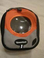 An Orange VideoNow Storage Case