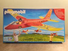 Playmobil 4214 - Planeur et son pilote - Boîte NEUVE - Avion 4215 5216 5219
