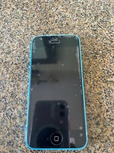 Apple iPhone A1532 Blue FOR PARTS ONLY