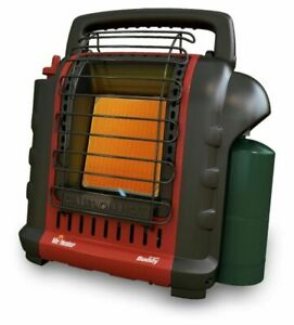 Mr. Heater MH9BX Portable Propane Heater - Red