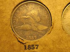 1857 Flying Eagle                                                           (3A)