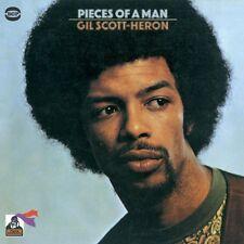 Gil Scott-Heron, Gil Heron Scott, Brian Jackson - Pieces of a Man [New Vinyl] UK