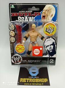 WWE Deluxe Build n Brawl Mr KENNEDY figurine série 2 giochi preziosi