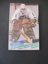 NHL Vintage 1987-88 Hartford Whalers Team Yearbook NM-MT Ron Francis Dineen Liut