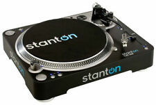Stanton Direct Drive Audio Record Players & Turntables