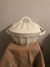 """Tureen Ceramic Ralph Lauren """"Boxwood"""" Tureen with Lid"""