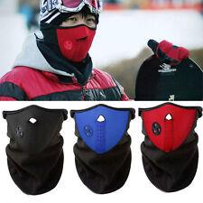 Balaclava Headgear Warmer Winter Motorcycle Skiing Windproof Neck Face Mask JS