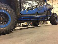 Polaris RZR Xp900 4 Seater Rock Sliders Tree Kickers