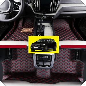Right Hand Drive For Volvo XC60 2018 2019 2020 Floor Mat Carpets Custom Foot Pad