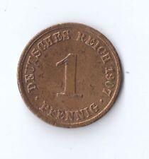 1 Reichspfennigmünzen des Dritten Reichs (1936-1940)