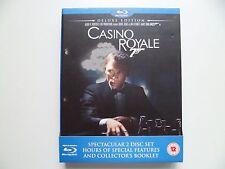 Casino Royale (2006) (Deluxe) (2 Discs) (DVD, 2008, 2-Disc Set)