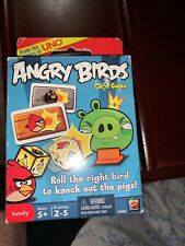 New Mattel Angry Birds Card Game (from the makers of Uno)