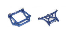 Traxxas 2wd Slash Stampede Rustler STRC Aluminum Front & Rear Shock Tower Set, B