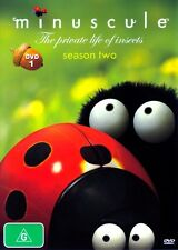 Minuscule -The Private Life Of Insects :Season 2 :Part 1 (DVD)  - Region 4