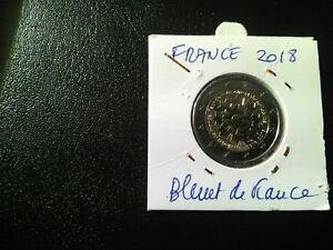 Pieces de monnaie De 2 Euros Commémorative Année 2018 Ftance UNC