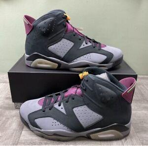 Nike Air Jordan Retro 6 Bordeaux Men's Size 8.5 CT8529-063 NEW DS
